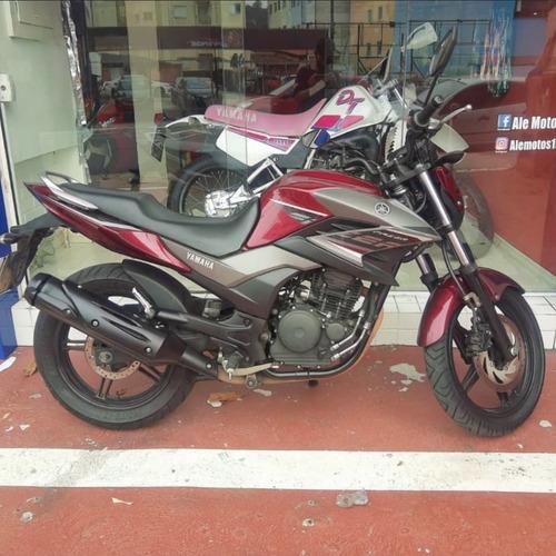 Yamaha Fazer 250 (financiamos)