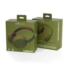 Diadema Energy Sistem Bluetooth Verde Plegables Ey-445615 /v /vc