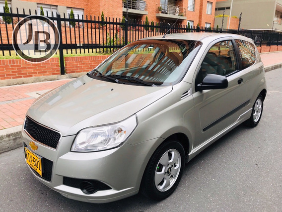 Aveo Emotion Full Impecable