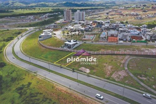 Terreno À Venda, 510 M² Por R$ 621.800,00 - Urbanova - São José Dos Campos/sp - Te1599