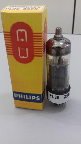 Válvula Eletrônica Miniwatt Pl36