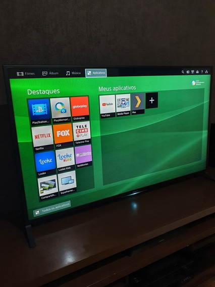 Tv Sony Smart 60 Polegadas 3d 60w855b Completa