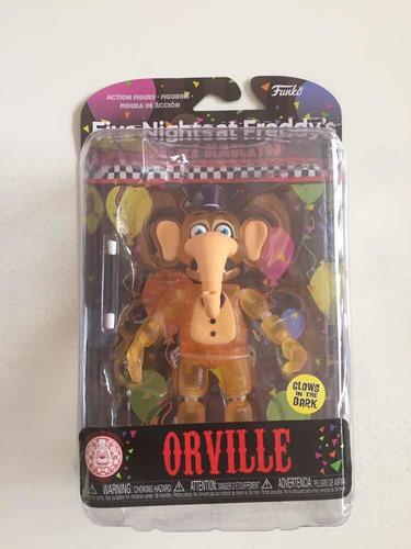 Figura Five Nights At Freddys Orville (original)
