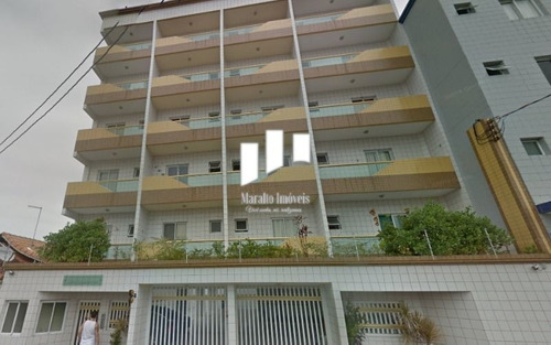 Imagem 1 de 10 de Kitnete Mobiliada Em Praia Grande S. Paulo.