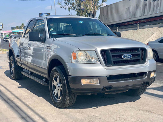 Ford Lobo 5.4 Sport Fx4 Cabina Media 4x4 Mt 2005