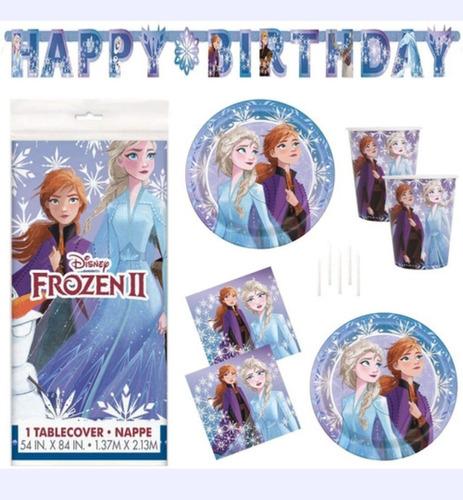 Decoración De Cumpleaños Frozen Ii