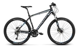 Bicicleta Kross Level 3.0 29 L (21 ), Negro/ Gris