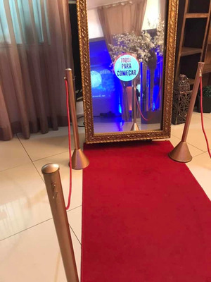 Cabine De Fotos Ou Espelho Mágico , Locação Para Eventos