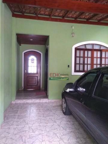 Imagem 1 de 6 de Casa Com 3 Dormitórios À Venda, 64 M² Por R$ 345.000 -  São José Dos Campos/sp - Ca6178