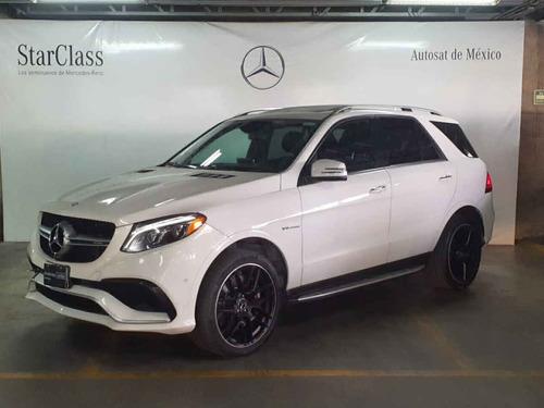 Imagen 1 de 15 de Mercedes-benz Clase Gle 2017 5p Gle Amg 63 V8/5.4/t Aut