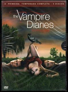 The Vampire Diaries A 1ª Temporada Completa - Novo Lacrado