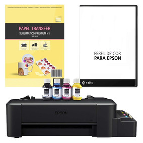 Impressora Sublimatica L120 Com Perfil De Cores - 1 Unidade