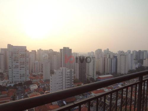 Apartamento  4 Quartos 213 M² Úteis R$ 3.100.000 - Vila Mariana - Sp - Ap4226