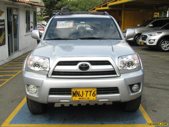 Toyota 4runner At 4000 4x4