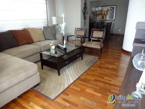 Apartamento En Renta En Zona 14 Ciudad Guatemala       - Pva-058-02-11-16