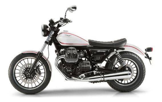 Moto Guzzi V9 Roamer Precio Insuperable Car One Motos