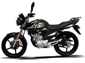 Jianshe Js 125 Z Full By Ybr 6by - Calidad Yamaha Eccomotor