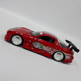 Mazda Rx-7 - Velozes E Furiosos - Escala 1/32 - Jada