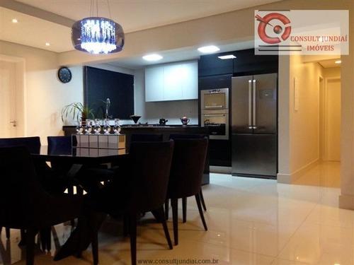 Imagem 1 de 13 de Apartamentos À Venda  Em Jundiaí/sp - Compre O Seu Apartamentos Aqui! - 1459785