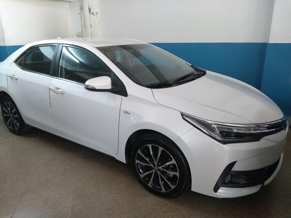 Toyota Corolla Seg Cvt 2017