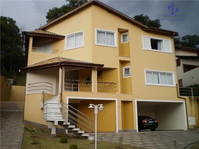 Casa Residencial À Venda, Chácara Flora, Valinhos - Ca0389. - Ca0389