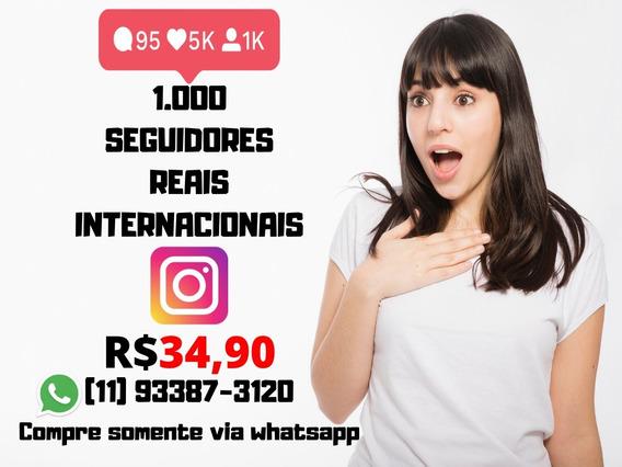 Módulo Seguidores Instagram