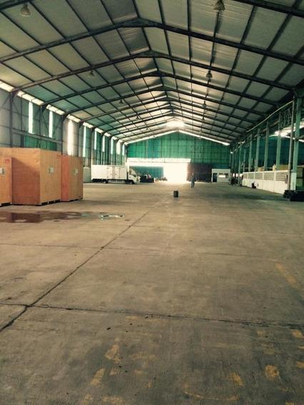 Galpón En Alquiler Zona Industrial Santa Cruz 0412-872.45.45