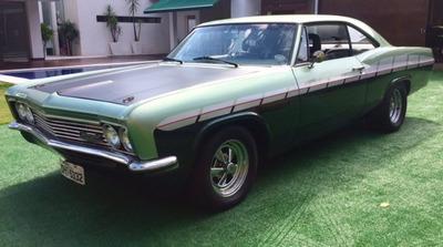 Chevrolet/gm Impala 1966 Motor 350 V8 Personalizado