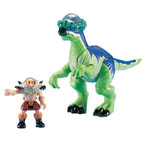 Dinossauro Hammer - Cabeçada - Imaginext - Fisher Price