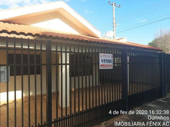 Casa A Venda Vila Adalgiza Ourinhos/sp Angela Corretora