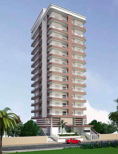 Apartamento, 3 Dorms Com 96.18 M² - Guilhermina - Praia Grande - Ref.: Scp117 - Scp117