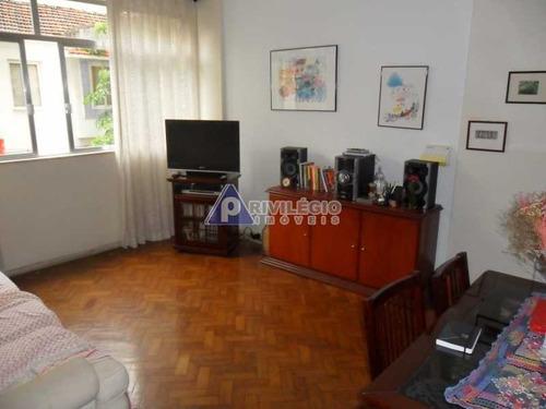 Apartamento À Venda, 2 Quartos, 1 Suíte, 1 Vaga, Botafogo - Rio De Janeiro/rj - 9668