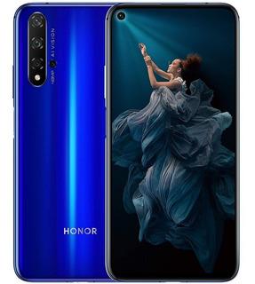 Huawei Honor 20 128gb 6gb Ram4 Dual Sim Camaras 48+16+2+2mp