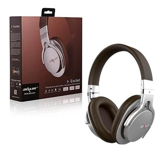Zealot B5 Headphone Wireless Bluetooth Microsd Frete Grátis