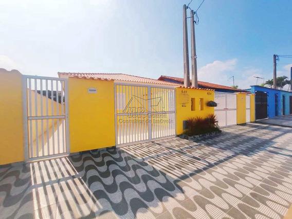 Casa Com 2 Dorms, Jardim Santa Terezinha, Itanhaém - R$ 179 Mil, Cod: 240 - V240