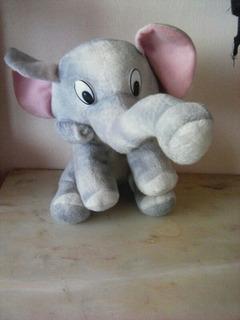 Hermoso Peluche De Elefante