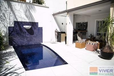 Casa Em Condomínio Impecável - Nm3403