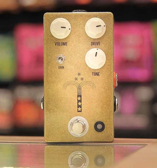 Pedal Overdrive Morning Glory V4 Jhs