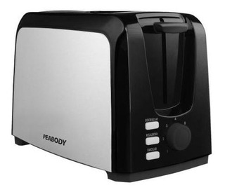 Tostadora Peabody T1305 Inoxidable