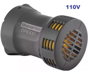 Sirene Dp1000 Eletromecânica 110 V Obra, Industria E Escola