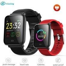 Relógio Smartwatch Q9 Com 2 Pulseiras (produto No Brasil )