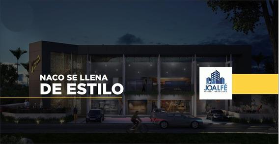 Nueva Plaza Tipo Galería En Lo Mejor De Naco ¿