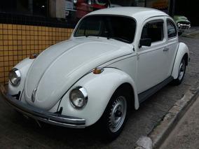Volkswagen Vw Fusca 1300l U Dono Fuscao Fafa 1600 Super Ss