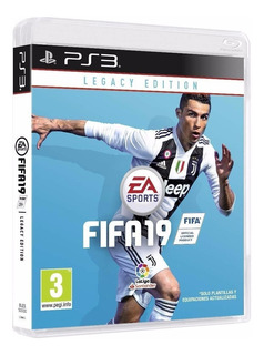 Fifa 19 Ps3 Fisico Sellado Original Ade Ramos
