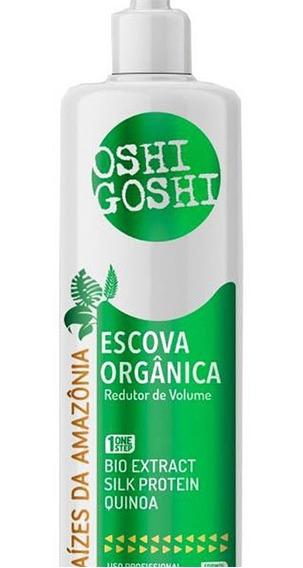 Escova Progressiva Oshi Goshi Absoluty Natural Liss Fit