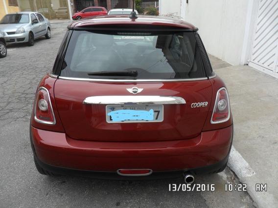 Mini Cooper 1.6 2010 Aut. Cabeçote Trincado