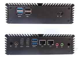 Mini Pc Industrial Arfo Mod. Ar-470, I7, 4gb, Ssd 128gb