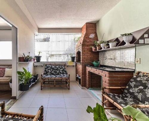 Apartamento Com 3 Dormitórios À Venda, 96 M² Por R$ 500.000,00 - Vila Gonçalves - São Bernardo Do Campo/sp - Ap3051