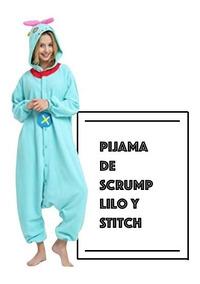 Kigurumi Pijama Trapitos Muñeca Lilo & Stitch Xtr P