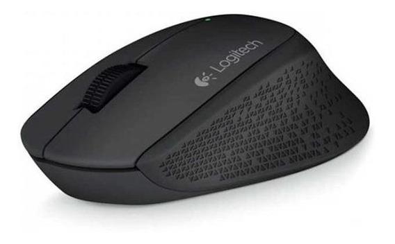 Mouse Optico Sem Fio M280 Preto Logitech